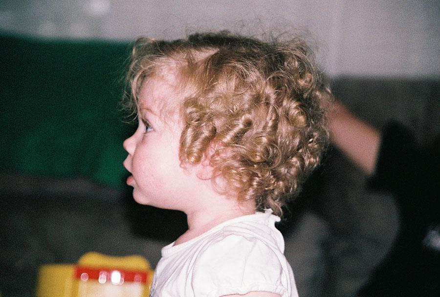 Sophia, 19 months